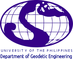 University of the Philippines Department of Geodetic Engineering